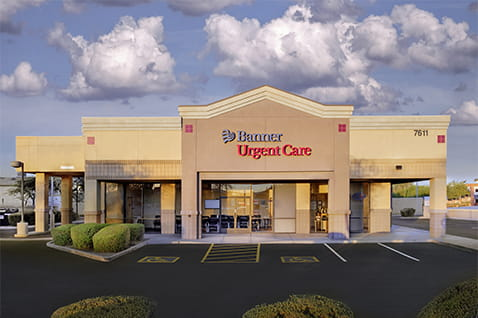 Urgent Care Cactus Rd & 75th Ave