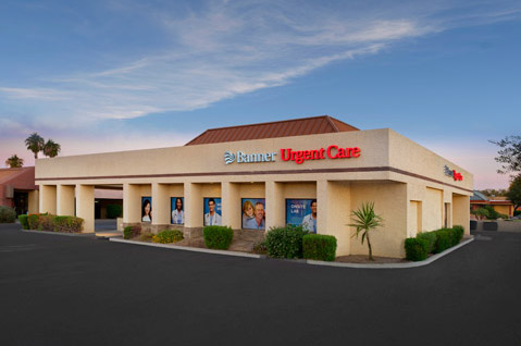 Urgent Care Scottsdale | Banner Walk-In Clinic Scottsdale Rd and