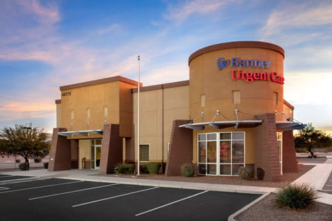 Urgent Care San Tan Valley | Banner Walk-In Clinic Ocotillo