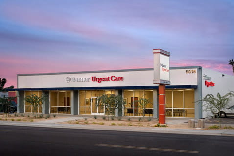 Urgent Care 7th St & Camelback Rd