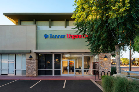 Urgent Care Rural Rd & Guadalupe Rd