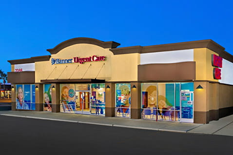 Urgent Care Golf Links Rd & Kolb Rd
