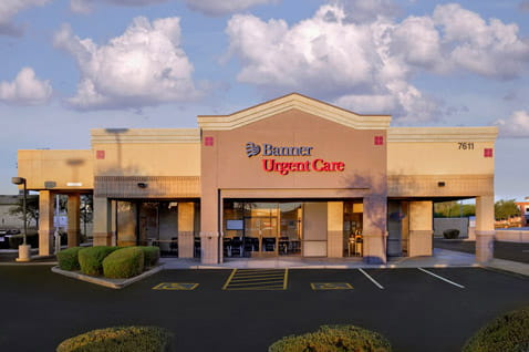Urgent Care Peoria | Banner Walk-In Clinic Cactus Rd and