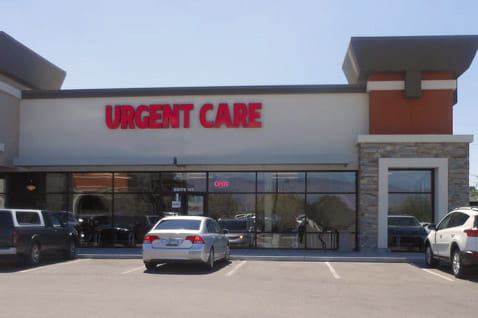 Urgent Care Broadway Blvd & Craycroft Rd
