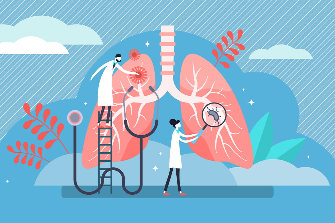 What Long-Term Effects Could COVID-19 Have on Your Lungs? | Banner